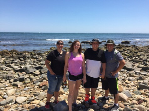 Father's Day at Montauk Point. Montauk, NY. 2016