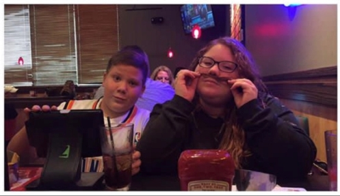 Being ourselves at Red Robin
